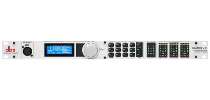 Digital Drive Rack – Model: PA+
