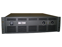 Power Amplifier – Model: MA – 7200