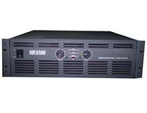 Power Amplifier – Model: MR - 8500