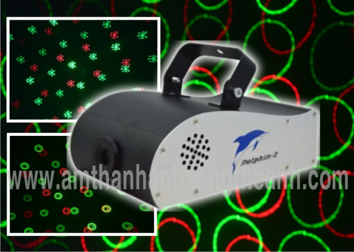 Laser - Model : Dolphin-2