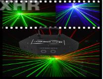 Đèn Laser Elisa 6 Mắt