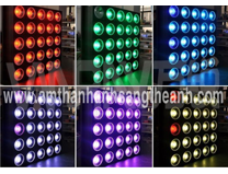 Đèn Led Matrix 25 x 12W