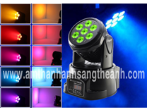 Moving Head Led 7 x 10W