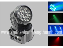 Moving Beam Led 18 x 3W